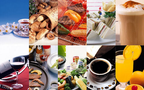 Comida preparada - Vinos - Jugos - Café y Té | haz clic para ver todas las imágenes