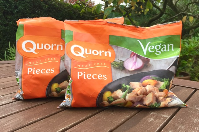 Quorn Vegan Meat-Free Pieces