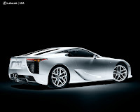2012 Lexus LFA Wallpapers