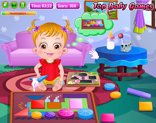 baby games free online