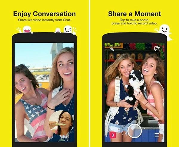 Snapchat 5.0.5 Apk