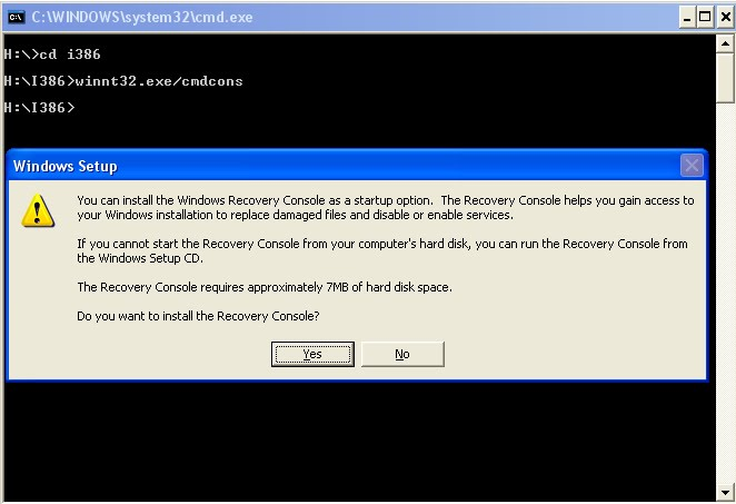 Students Support: RECOVERY AND REPAIR OF COMPUTER SYSTEM :