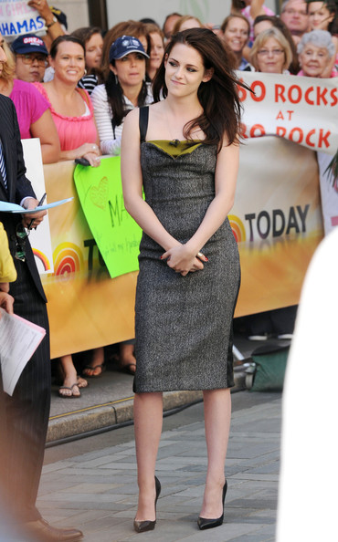 Kristen Stewart Day Dress