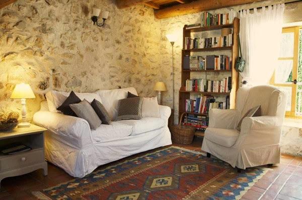 Ilclanmariapia stili a confronto - Arredare casa in stile provenzale ...