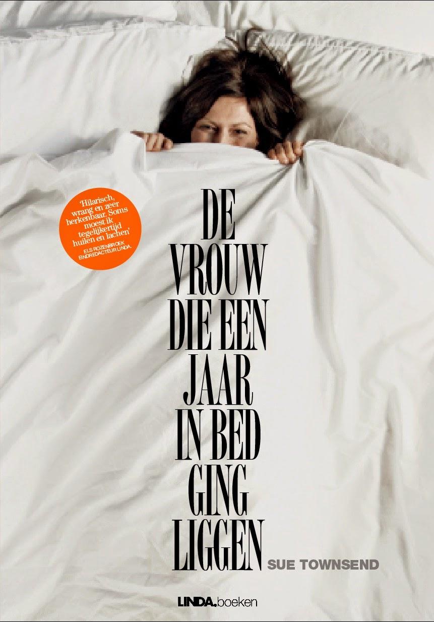 De vrouw die een jaar in bed ging liggen, Sue Townsend