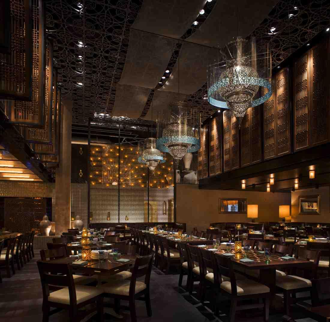 Lavo las vegas restaurant interior design