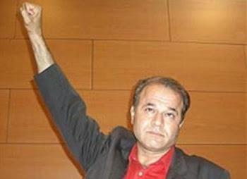 منصور اسانلو آزاد شد