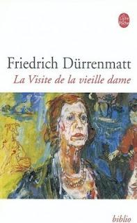 La visite de la vieille dame - Friedrich Durrenmatt