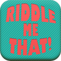 Riddle Me That HD App iTunes App Icon Logo By Gummy Crush - FreeApps.ws