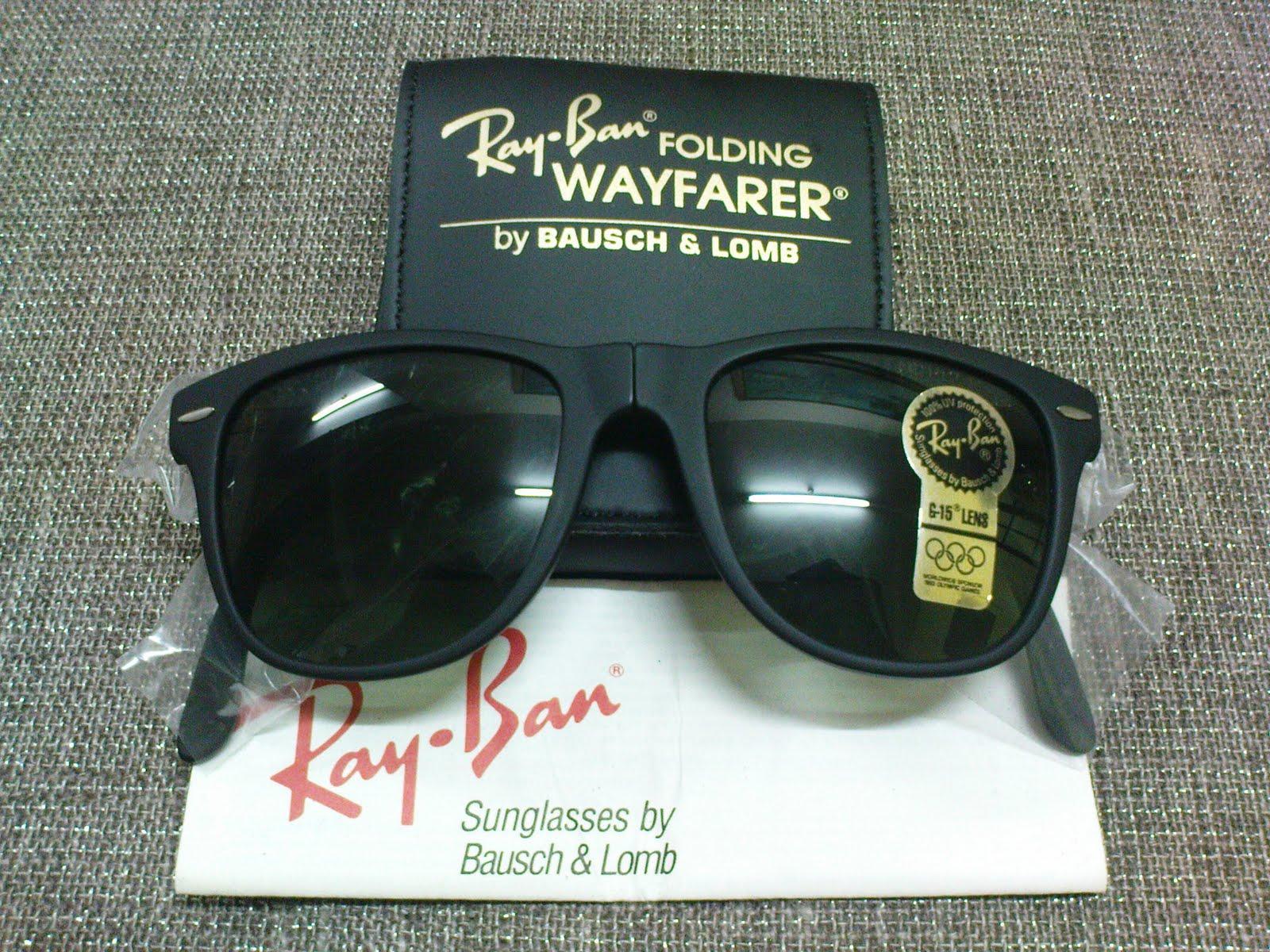 ray ban wayfarer 2 bausch and lomb