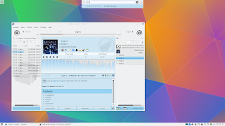 Kubuntu 15.04 Plasma 5 screenshots