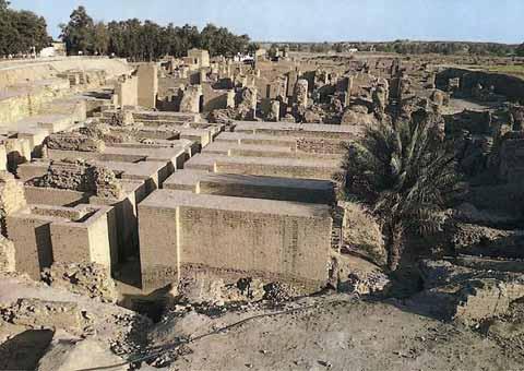 Worlds Incredible Hanging Garden Of Babylon