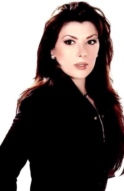الممثلة السورية عبير شمس الدين