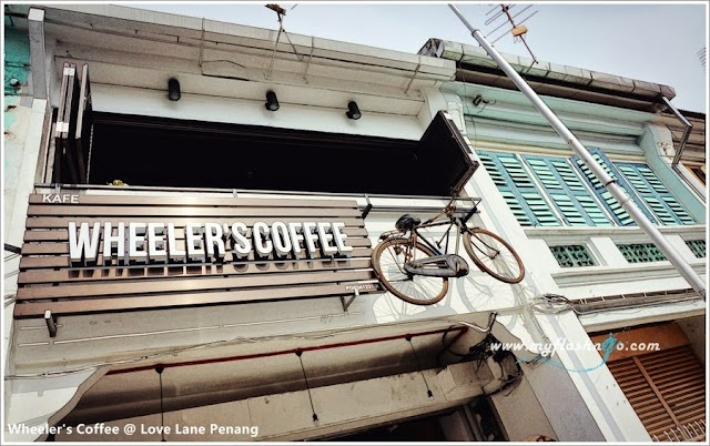Penang Cafe | Wheeler's Coffee @ Love Lane