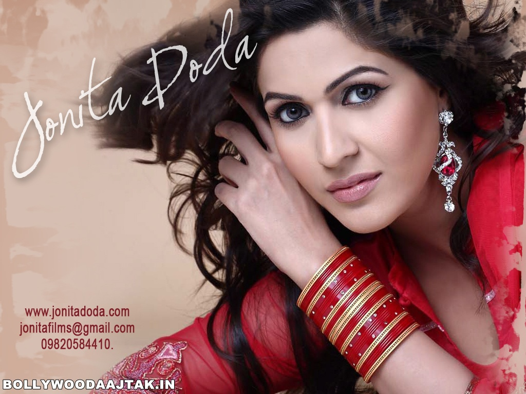 Jonita Doda Wallpaper1 - Actress Jonita Doda Wallpapers