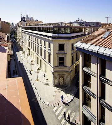 Hispaniarum coam for Piscina escuelas pias