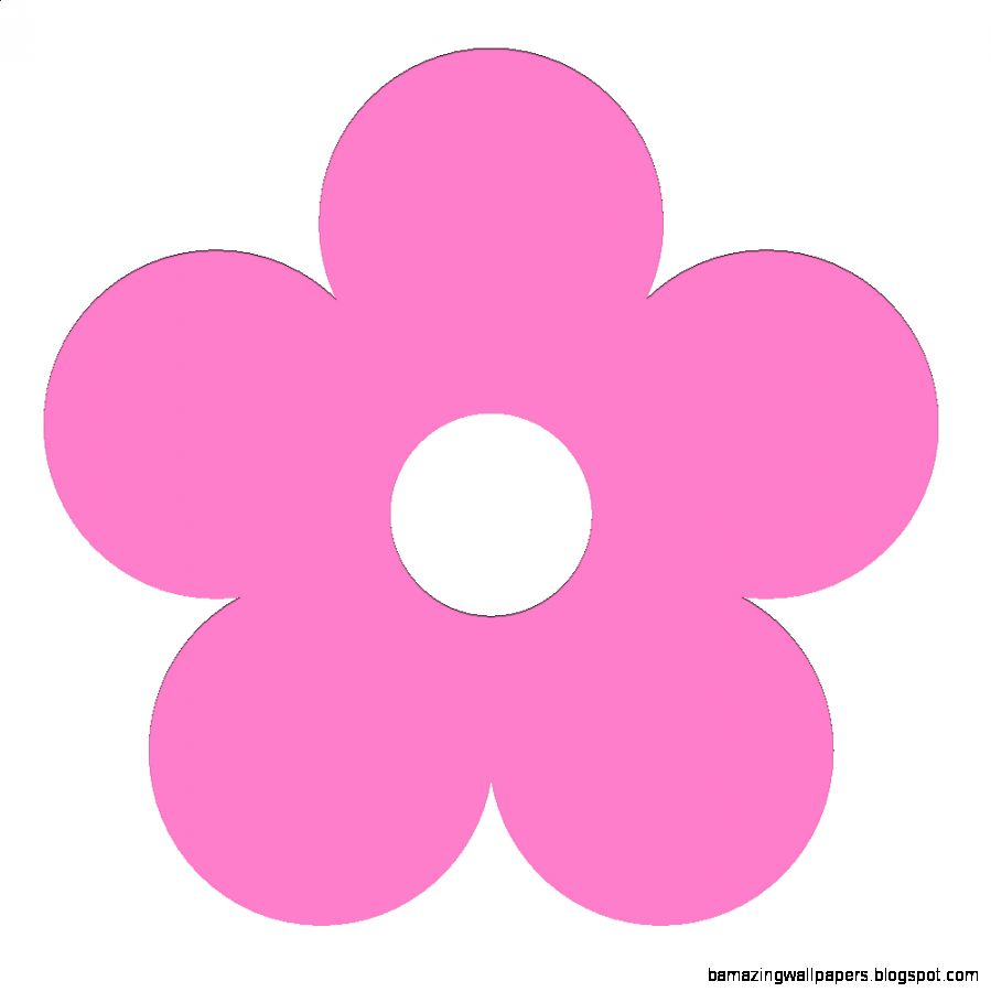 Pink flower clip art amazing wallpapers view original size flower clipart clip art pink flowers clipart by mintprintables mightylinksfo