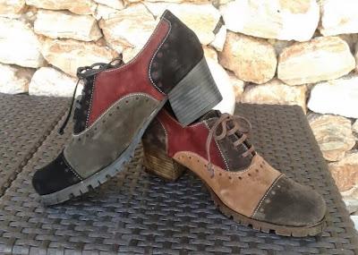zapatos cordones estilo boyfriend