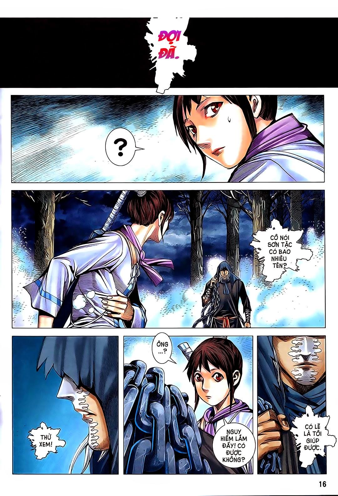 Phong Thần Ký chap 182 – End Trang 16 - Mangak.info