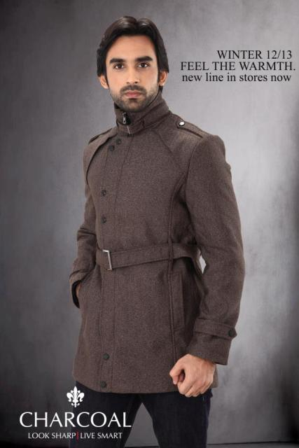CharocalLatestWinterCollection2013forMen28229 - Charocal Latest Winter Collection 2013 For Men