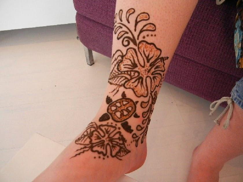Mehndi Tattoo Temporary : Henna designs 2014 tattoo hair dye for hands art