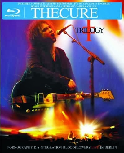 The Cure Trilogy Live in Berlin (2002) m720p BDRip 4.2GB mkv AC3 5.1 ch