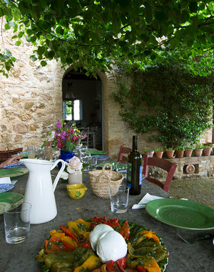 Art classes in Tuscany/lulu klein