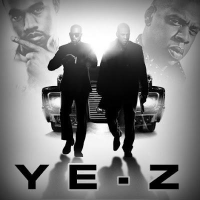 CD Jay Z and Kanye West   Ye Z 2011