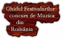 Ghidul Festivalurilor