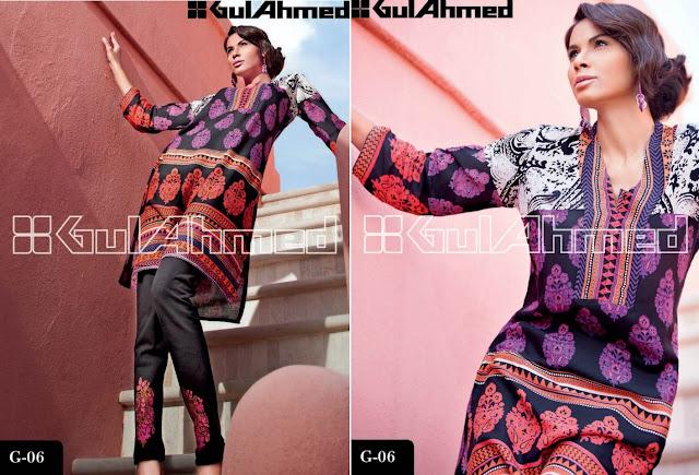 Gul Ahmed Signature Lawn Series Magazine 2013 - celebrity news update