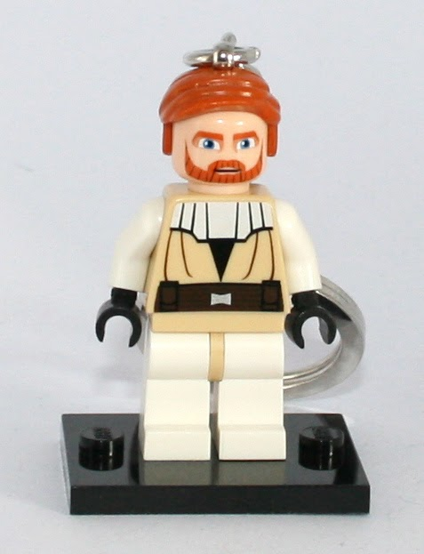 maniac des lego porte clefs obi wan. Black Bedroom Furniture Sets. Home Design Ideas