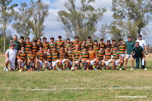 M14 de Lomas Athletic Club