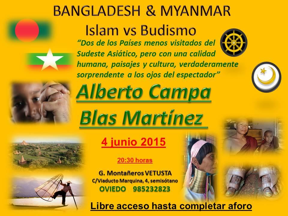 BANGLADESH Y MYANMAR