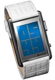 Tokyoflash LCD Stencil, un nuevo reloj