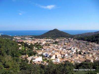 Mirador Castillo Capdepera, Mallorca