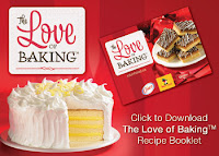 free Love of Baking eCookbook
