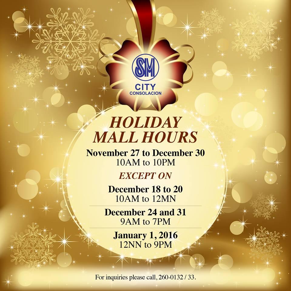 Holiday_Mall_Hours_SM_City_Consolacion