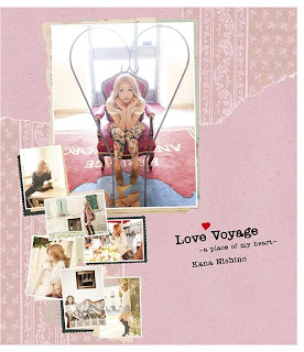 Kana Nishino Love Voyage ~A Place of My Heart~