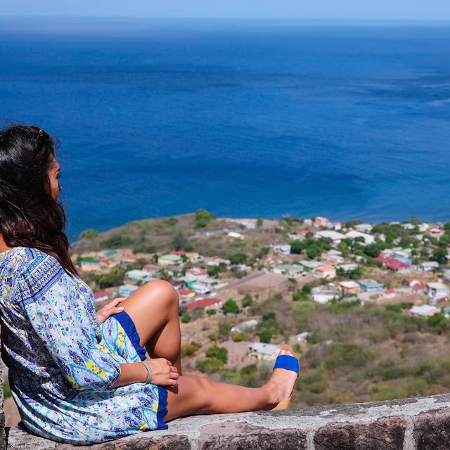 st.kitts ocean view