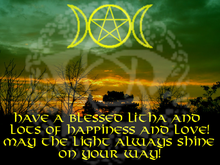 Litha Blessing  Pagan/Wiccan  Pinterest