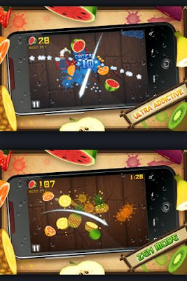 Fruit Ninja Nadroid Apk