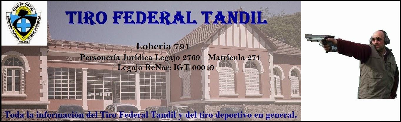 Tiro Federal Tandil