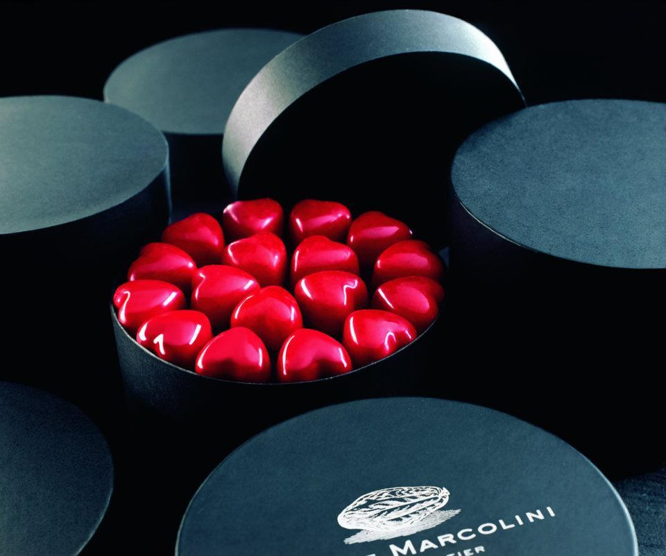 Passion For Luxury : Pierre Marcolini Belgian luxury chocolats
