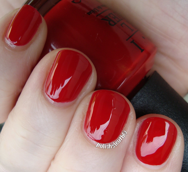 OPI's Red Hot Rio