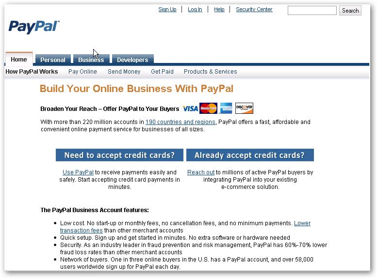 Cara Mudah Membuat Akun Paypal | Download Cheat Game dan