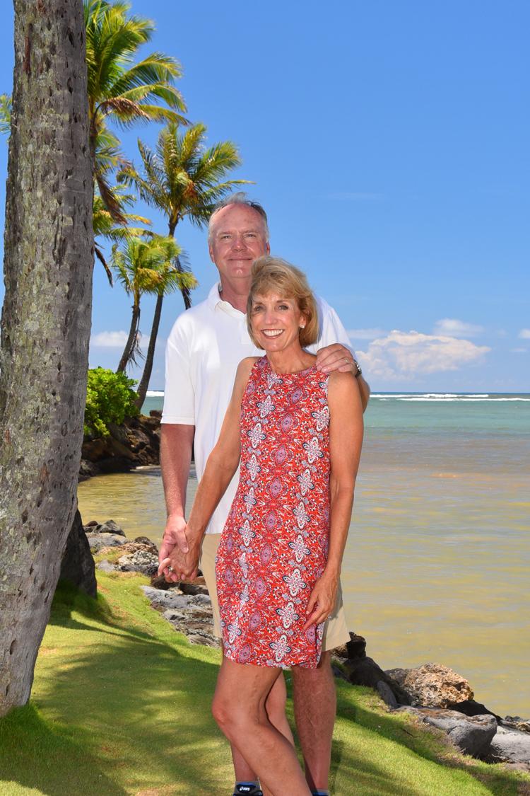 Hawaiian Anniversary
