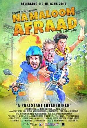 Na Maloom Afraad 2014 Movie Download