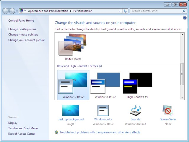 how to change the background on windows 8.1 start screen