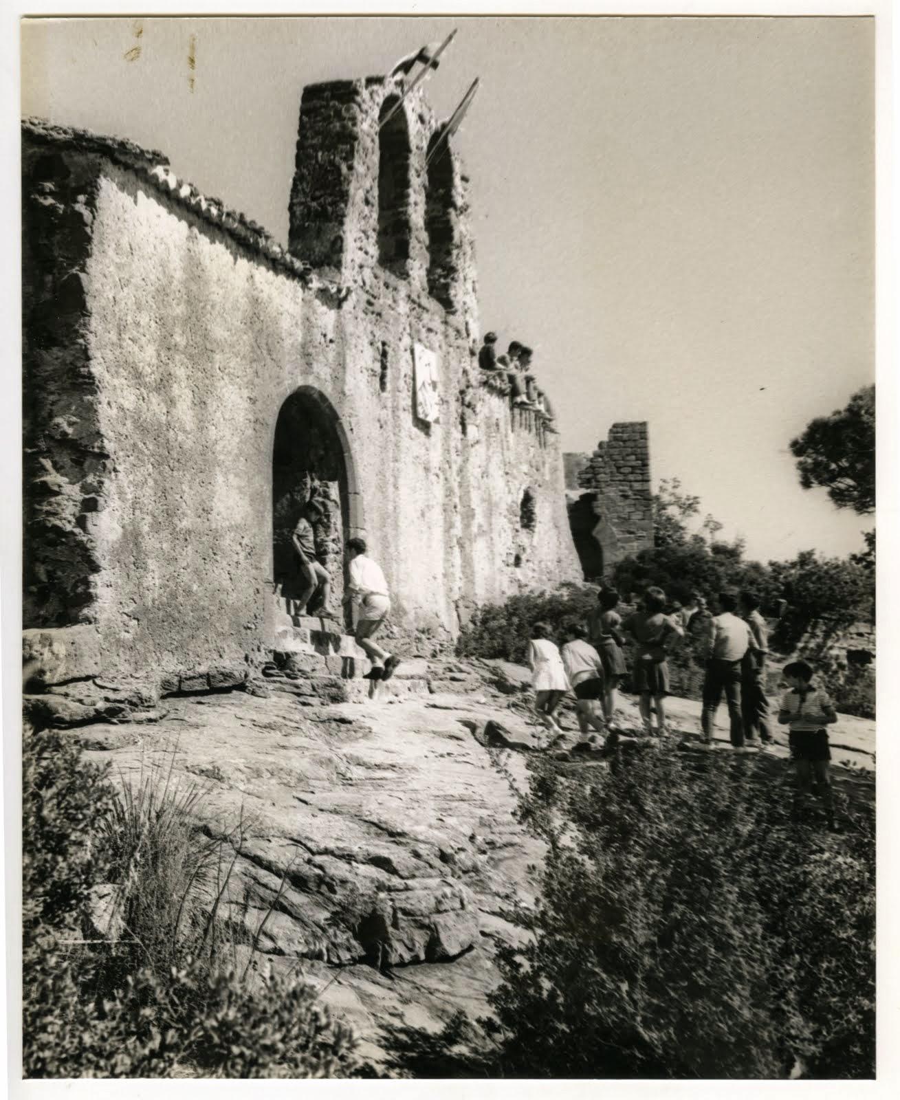 Aplec de Sant Miquel 1968 en homenatge a Pompeu Fabra