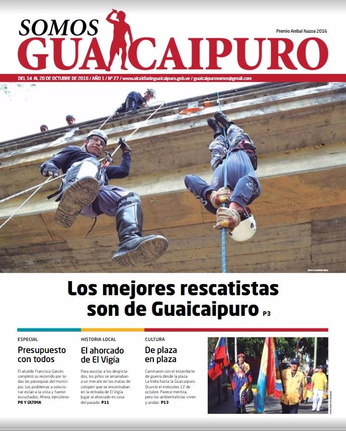Somos Guaicaipuro 27